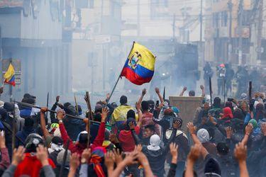 Protestas en Ecuador (7)