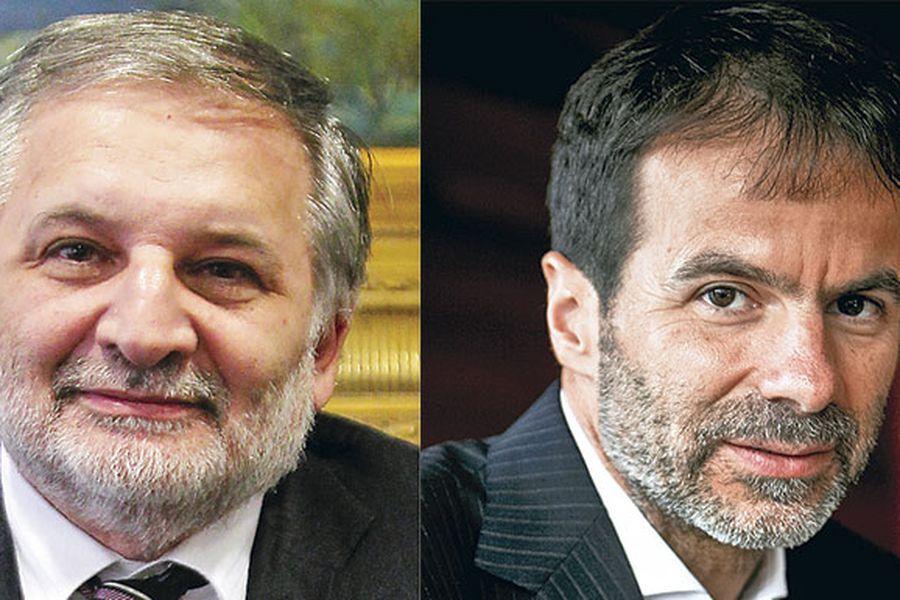 Eduardo Bitran y José María Eyzaguirre Baeza