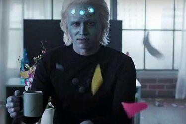Así será Brainiac 5 en la serie de Supergirl