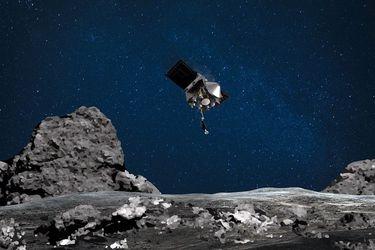 Nasa y su histórica misión en el asteroide Bennu: agencia espacial tardará una semana saber si la muestra recogida es suficiente