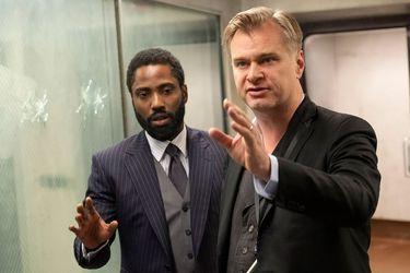 """Nolan cree que Tenet es """"la película más difícil que cualquier editor haya tenido que cortar"""""""
