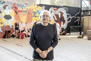 """Patricio Guzmán: """"Vuelvo al pasado porque me gusta, no por militante"""""""