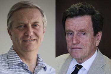 """El diálogo de """"patriotas"""" de J. A. Kast y Carlos Larraín: Chile en una """"pendiente"""" y el apoyo del extimonel RN a conversar """"con quien sea"""" para un acuerdo nacional"""