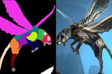 Google desarrolló una herramienta de Inteligencia Artificial que permite crear monstruos a partir de dibujos tipo Paint