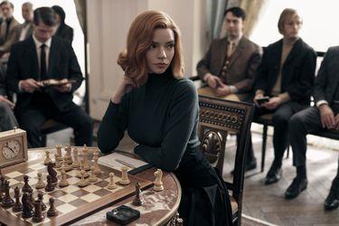 Netflix dice que 62 millones de hogares han visto The Queen's Gambit