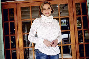"""Carolina Goic, senadora de la DC: """"Voy a ir a la reelección por Magallanes, donde quiero aportar en un último período"""""""