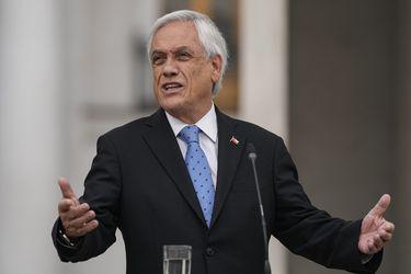 """Gobierno afirma que """"resulta difícil comprender"""" decisión de Fiscalía de abrir investigación de oficio contra Piñera y reitera que el Mandatario no tuvo participación en venta de Dominga"""