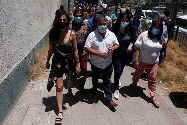 Diputados de oposición visitan la Unidad Especial de Alta Seguridad: Anuncian que seguirán impulsando indultos a detenidos durante el estallido social