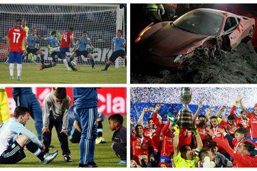 A cinco años de la gloria: 10 postales inolvidables en el camino de Chile al título de la Copa América