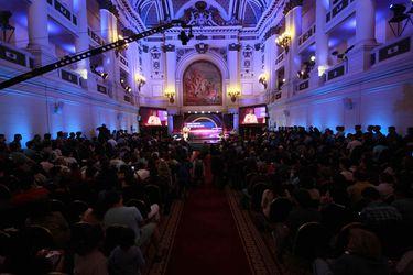 Premio Nobel de la Paz realizo charla en Congreso del Futuro