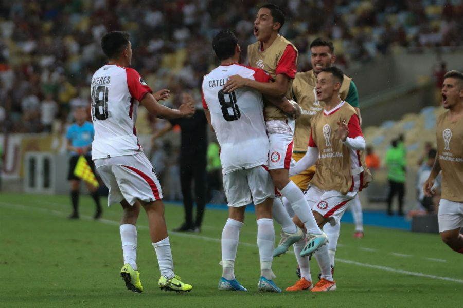 Unión La Calera vs Fluminense | Ida Copa Sudamericana