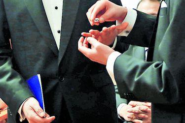 A tres años del AUC, más de 21 mil parejas se han unido por esta vía