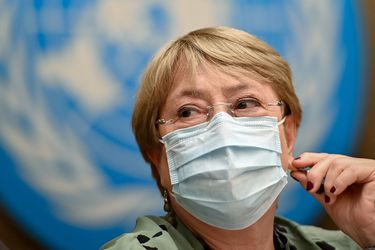 """Bachelet plantea la posibilidad de visitar Xinjiang durante este año: """"Siguen apareciendo informes de graves violaciones de derechos humanos"""""""