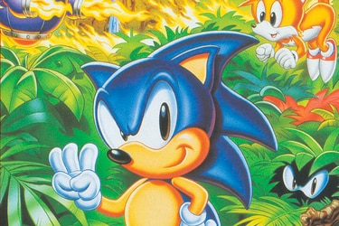 Sonic3cover