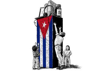 Columna de Wendy Guerra: Cuba cruda