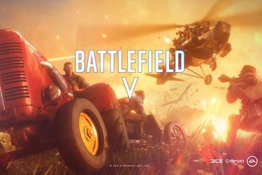 Battlefield V presenta el primer tráiler de su battle royale: Firestorm