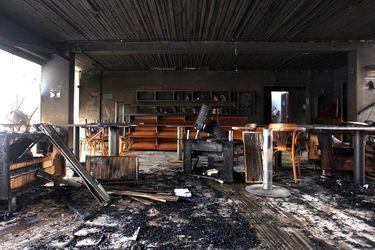 Café Literario de Bustamante sufre pérdidas por más de $ 200 millones y estará 6 meses cerrado