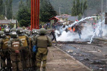 Cinco lesiones oculares, una indemnización de $10 millones y una condena en suspenso: El déjà vu de la movilización de Aysén en 2012
