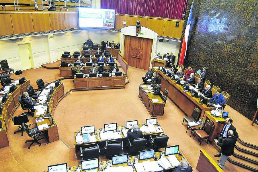 Senado Nombramiento Directorio TVN