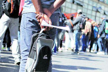 Migración haitiana en Vitacura llega al 0,2% y en Lo Espejo al 62,6%