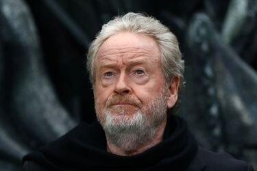 Ridley Scott está cuidando su salud ante el coronavirus para terminar The Last Duel