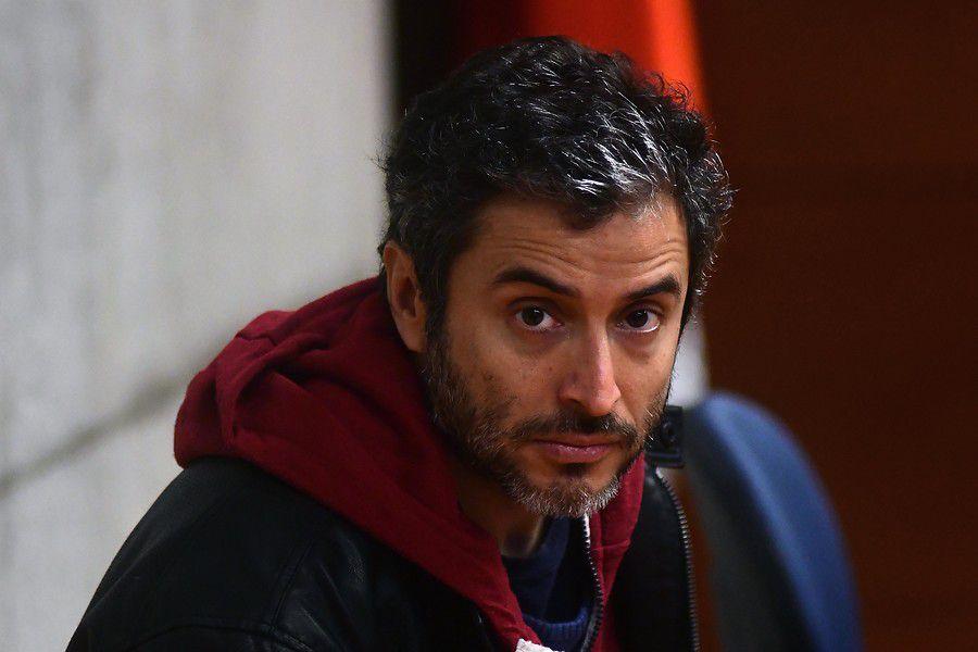 Periodista Javier Rebolledo