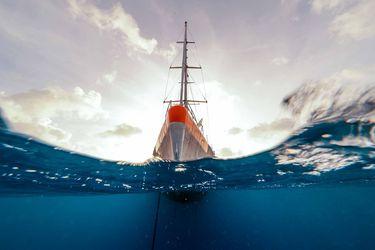 En busca del ADN de los océanos: Inédita misión científica internacional explora las costas de Chile