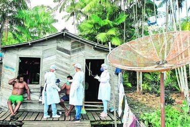 Bolsonaro veta ley que facilita acceso a atención médica a comunidades indígenas brasileñas