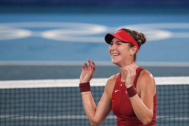 Belinda Bencic le da el oro a Suiza en el tenis