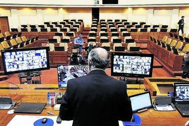 Congreso revisará protocolos de voto telemático tras difusión de imágenes de Van Rysselberghe
