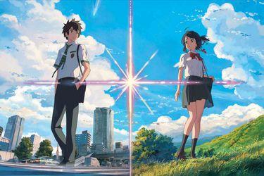 """Makoto Shinkai desmiente rumores de """"final verdadero"""" de Your Name"""