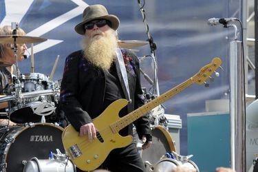 Otro clásico que se va: A los 72 años muere Dusty Hill, bajista del grupo ZZ Top