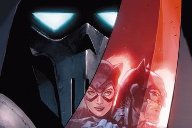 Batman/Catwoman incorporará al canon a Phantasm de Batman: la máscara del fantasma