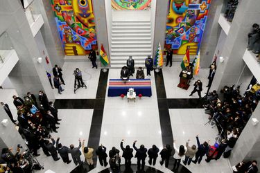 Bolivia: Gabinete de Luis Arce asume sin la herencia de Evo Morales