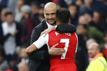 """La cuenta pendiente de Guardiola: """"Queríamos a Alexis Sánchez y no lo pudimos fichar"""""""