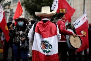 La élite peruana entra en pánico ante la inminente llegada de Castillo a la presidencia