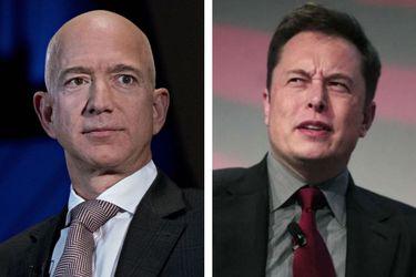 El crecimiento de la riqueza de las mayores fortunas tecnológicas del mundo ha llegado a su fin