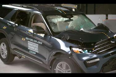 No tropieza dos veces con la misma piedra: el Ford Explorer ahora es Top Safety Pick+