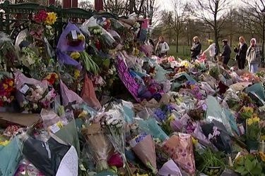 El luto de Reino Unido por el asesinato de Sarah Everard