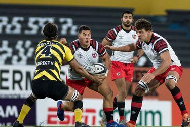Brillante triunfo de Selknam en casa de Peñarol por la Superliga de Rugby