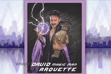 David Arquette quiere volver a la lucha libre