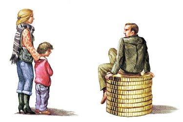 No solo el retiro del 10%: se podrá retener hasta un 75% del Bono Clase Media o Préstamo Solidario a los deudores de pensión de alimentos
