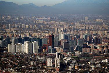 Santiago, Las Condes, Providencia son las comunas que concentran la mayor cantidad de empresas y trabajadores en la RM
