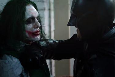 Tommy Wiseau vuelve a ser el Joker para recrear el interrogatorio de The Dark Knight