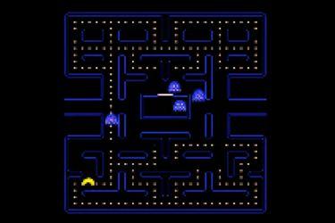 Una IA de NVIDIA logró recrear Pac-Man desde cero en solo cuatro días