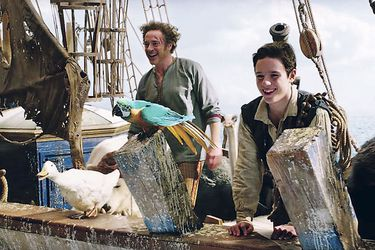 Dolittle: el accidentado regreso de Robert Downey Jr. a la pantalla grande