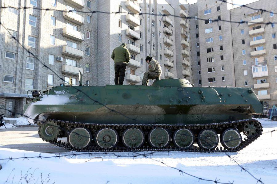 Avdiivka, Ucrania