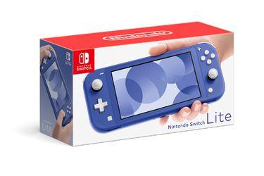 Nintendo presentó una nueva Switch Lite en color estilo Gamecube