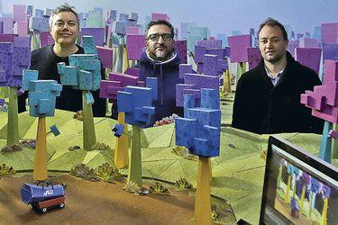 El momento de gloria de uno de los estudios reyes de la animación chilena