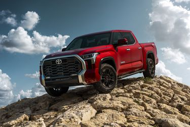 Ya está aquí la Toyota Tundra más poderosa de la historia